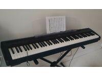 Yamaha P85 digital portable piano
