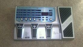 Boss ME-20 Multiple Guitar Effects Board