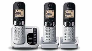 Panasonic Cordless Phone KX-TGC223ALS Brighton Bayside Area Preview