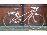 Vintage / retro ladies viscount Road bike
