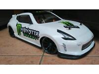 Rc drift car 1/10 scale TC4