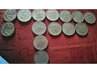 Job lot coins