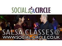 Free Didsbury Salsa Class!