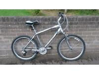 Hybrid bike giant sedona med