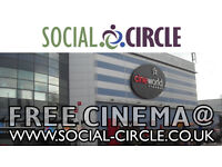 FREE Didsbury Cinema Night with Manchester Social Group