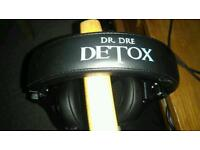 Dr Dre limited edition Beats 'Detox' studio headphones