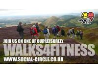 A walk on a Bank Holiday with new friends? interested?
