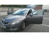 MAZDA 6 2.2 DIESEL 2010 67000 MILES ON CLOCK.