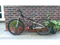 Apollo full suspension mountain bike
