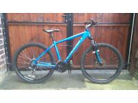 Raleigh surge hardtail mountain bike