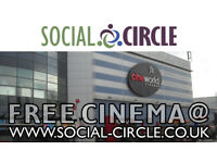 LIGHTS CAMERA ACTION - FREE CINEMA WITH SOCIAL CIRCLE