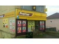 Premiere convienience/off licence store (Freehold)