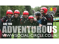 ARE YOU ADVENTUROUS? JOIN US NOW AND TRY SOMETHING NEW?