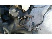 Fiat stilo 6 speed gearbox
