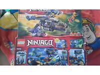 Ninjago masters of spiritual lego