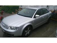 Audi a4 spares or repair