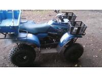 2wd polaris quad