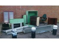 Scrap metal or house clear. Free to collect