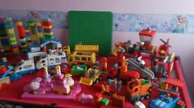 £190 TODAY ONLY Duplo lego sets and more