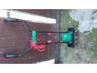 Qualcast electric rotavator