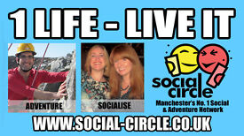 Free Trial to Manchester's No. 1 Social and Adventure Network