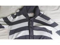 Penguin cardigan/jumper size small/medium
