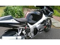 Motorcycle gsxr 600