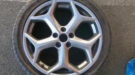 """Ford Focus 18"""" alloy"""