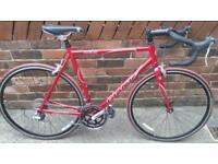 Giant racing bike ocr4