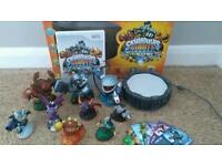 Nintendo wii Skylanders Giants Bundle