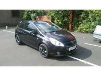 Vauxhall Corsa 1.2 limited edition replica