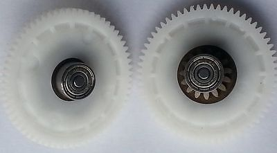 Middle Gear for Elco Motor used on Faby/Sencotel/GBG Slush Machines new