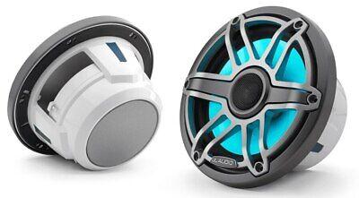"JL Audio M6-770X 7.7"" Transflective LED Gunmetal Trim Ring, Titanium Sport Gr..."