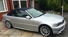 BMW 320Ci very good condition, owned from new