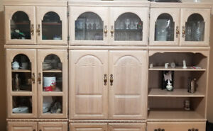 Buffet de cuisine, Dining Room Buffet, Hutch and tv cabinet