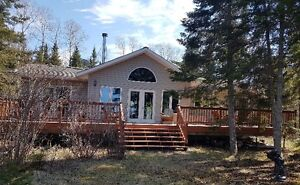 Hecla Island Cottage, North Shore Road