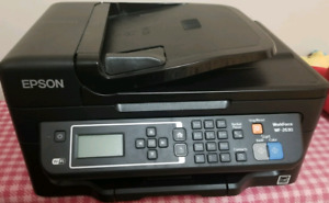 Epson workforce-2630 all in 1 printer