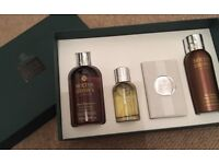 Milton Brown Re-Charge Black Pepper Ultimate Gift Set-Brand New