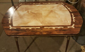 Chrome kitchen table for sale