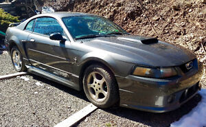 2003 Ford Mustang Coupe TRADE for Honda or Yamada Four Wheeler