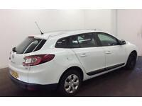 Renault Megane 1.5dCi 90 FAP 2011MY Expression FROM £18 PER WEEK