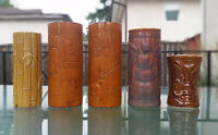 Vintage Mod Ceramic Tiki Mugs Various Styles Prices