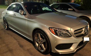 2017 Mercedes-Benz  C300 Sedan - LEASE TAKEOVER (Excellent Cond)