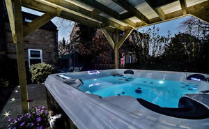 NEVIS | AFFORDABLE LUXURY SPAS | SPRING SALE at FACTORY HOT TUBS
