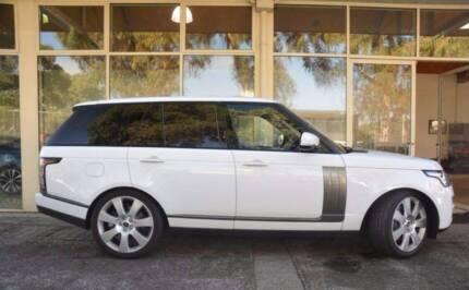 22inch Range Rover Alloy Wheels 4 X 22''Genuine 2015 Vogue SPORT