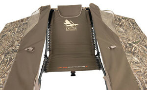 New lay down duck blind