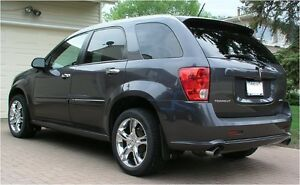 2008 Pontiac Torrent GXP SUV - Winter ready!