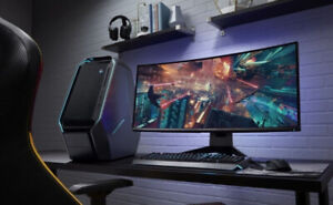 BNIB Alienware 34 Curved Gaming Monitor: AW3418DW