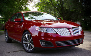2009 Lincoln MKS Ultimate Sedan