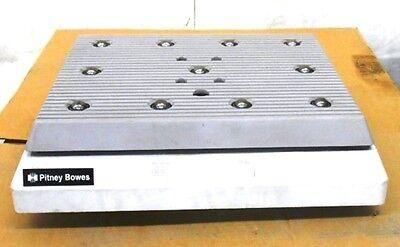Pitney Bowes Roller Platform Scale J060 100 Lb Capacity 120v 0.2 Amp 60 Hz